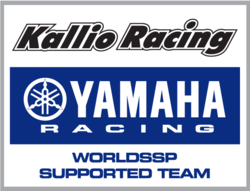Yamaha Supported Team